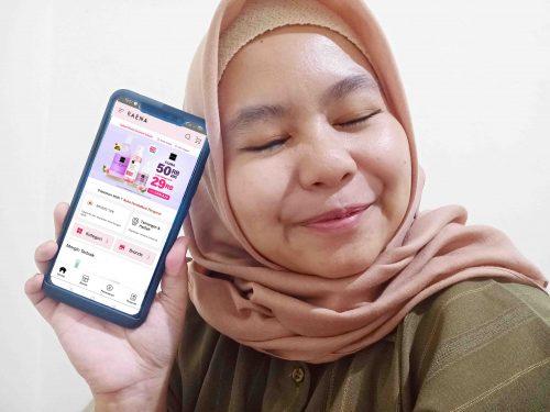 Review Raena Beauty - Aplikasi untuk Memulai Bisnis Kecantikan dropship reseller beautypreneur