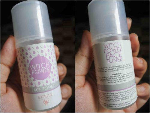 Review Toner Wajah - Emina Witch Power Face Toner