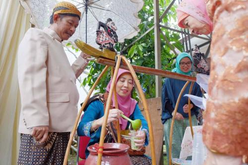 Elyz Griya Pengantin Dawet Dadali- Review Vendor Pengajian, Siraman & Midodareni di Bogor
