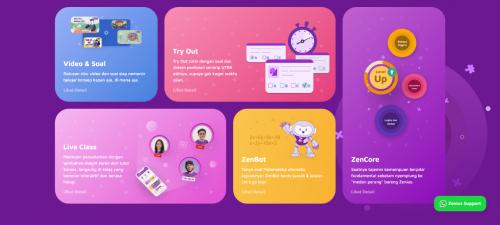 fitur dari aplikasi zenius, Review Zencore dari Zenius - Cara Seru Meningkatkan Kemampuan Otak!