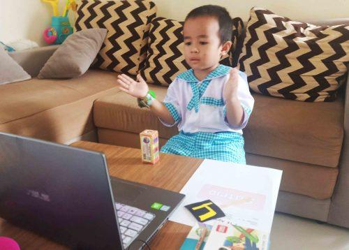 anak TK PJJ - Review Zencore dari Zenius - Cara Seru Meningkatkan Kemampuan Otak!