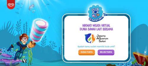 Paddle Pop The Jakarta Aquarium