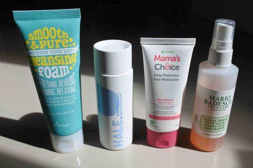 Skincare Selama WFH #dirumahaja - AM and PM Routine