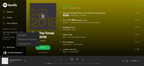 Sudah Punya Playlist 2018 dari Spotify Wrapped?