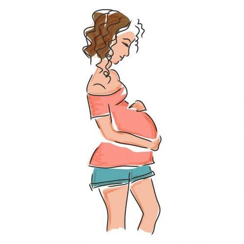 Tanda Tanda Kehamilan Awal - My Experience