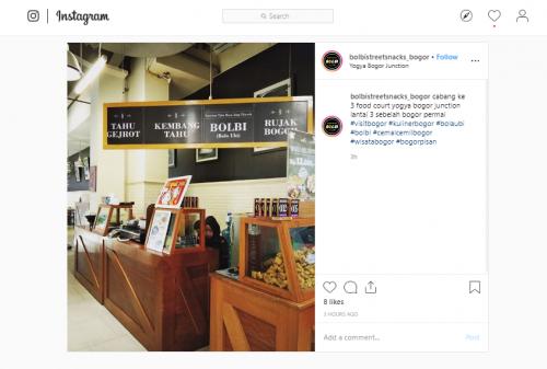 Tempat Buka Puasa Favorit : Raffles Foodlife Bogor Junction