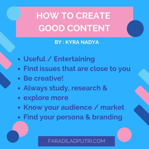 How To Create Good Content Tips & Tricks Menjadi Vlogger di Acara Launching Healthy Zona
