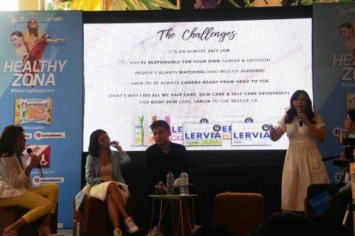 Tips & Tricks Menjadi Vlogger di Acara Launching Healthy Zona