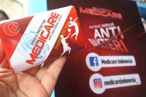 Medicare Tips & Tricks Menjadi Vlogger di Acara Launching Healthy Zona