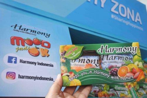 HArmony - Tips & Tricks Menjadi Vlogger di Acara Launching Healthy Zona