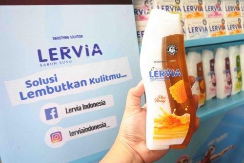 Lervia - Tips & Tricks Menjadi Vlogger di Acara Launching Healthy Zona