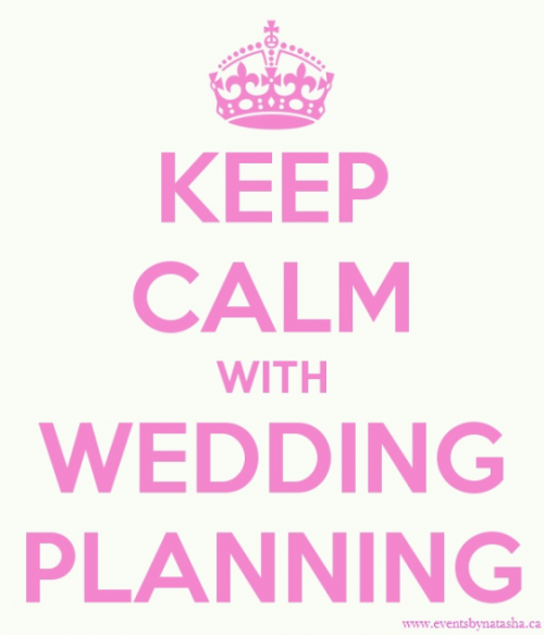 Wedding Preparation How-To