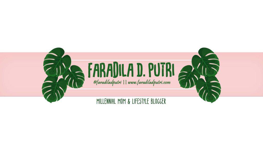 faradiladputri.com header banner