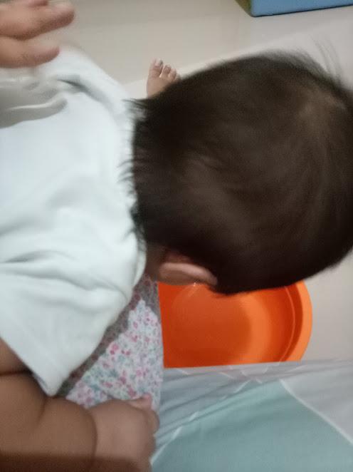 Penanganan Bayi Saat Batuk, Pilek & Demam – Rio's Experience