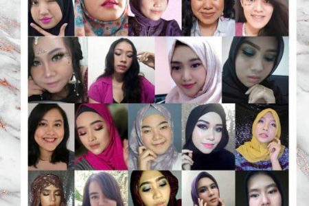 Beautisquad December Collaboration – Makeup adalah Hak Kami
