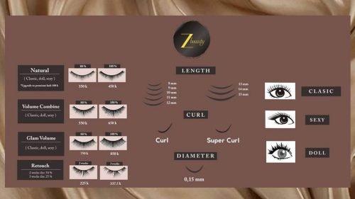 pricelist eyelash extension Cantik dari Rumah Bersama Z Beauty (Plus Pricelist!)