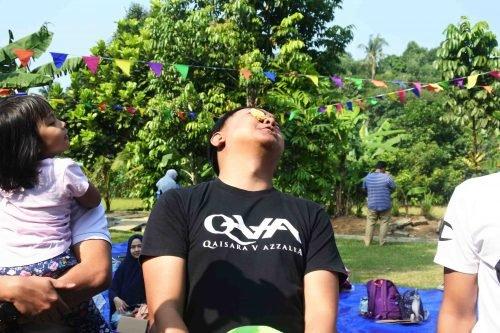 Keseruan Family Playdate Ibu Ibu Kota Hujan