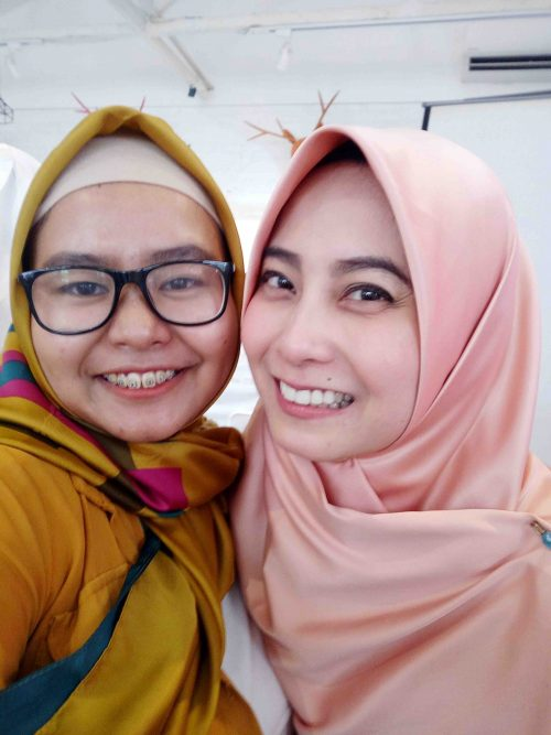 Nadiah Fatimah - An Inspiring Journey with Shafira and Komunitas ISB