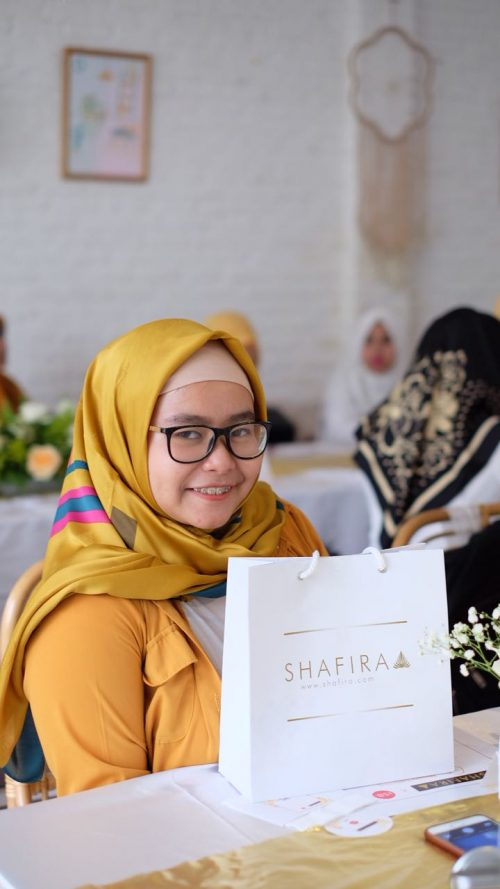 An Inspiring Journey with Shafira and Komunitas ISB