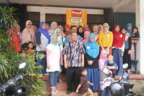 Kelas Gizi Food For Kids Indonesia - Gizi Pas Anak Cerdas
