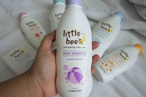 Review Little Bee Refreshing Baby Spa (Plus Cara Pijat Bayi!)