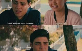 Review Film To All The Boys I've Loved Before