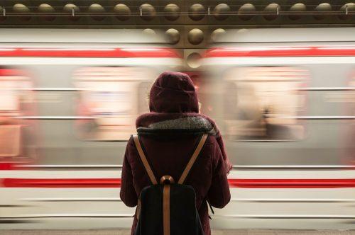 tips membawa balita naik kereta api